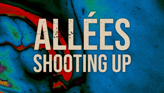 LOUDER NEWS: Allées unveil their debut single 'Shooting Up'