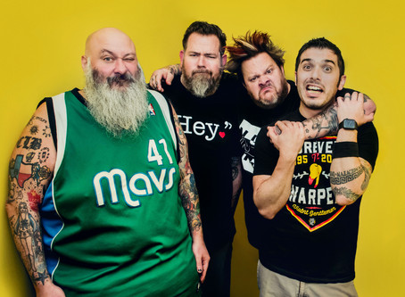 Louder with Gary Wiseman of Bowling for Soup