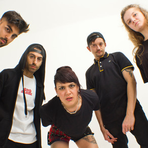 LOUDER NEWS: Millie Manders and the Shut Up unveil new single 'Panic'