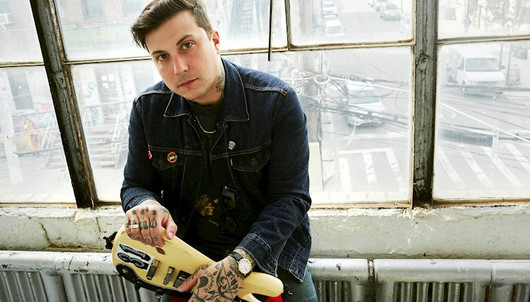 LOUDER REVIEWS: 'Heaven Is A Place, This Is A Place' - Frank Iero and the Future Violents