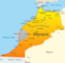 Area where argan oil is made