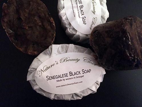 Senegalese Black Soap