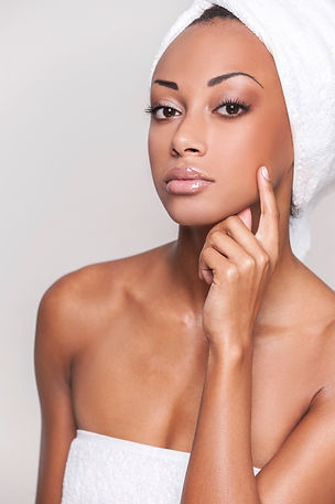 Clear skin solution