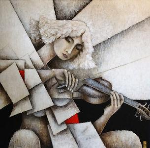 the geisha´s violin III.JPG