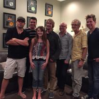 The band behind 'Have A Little Faith'