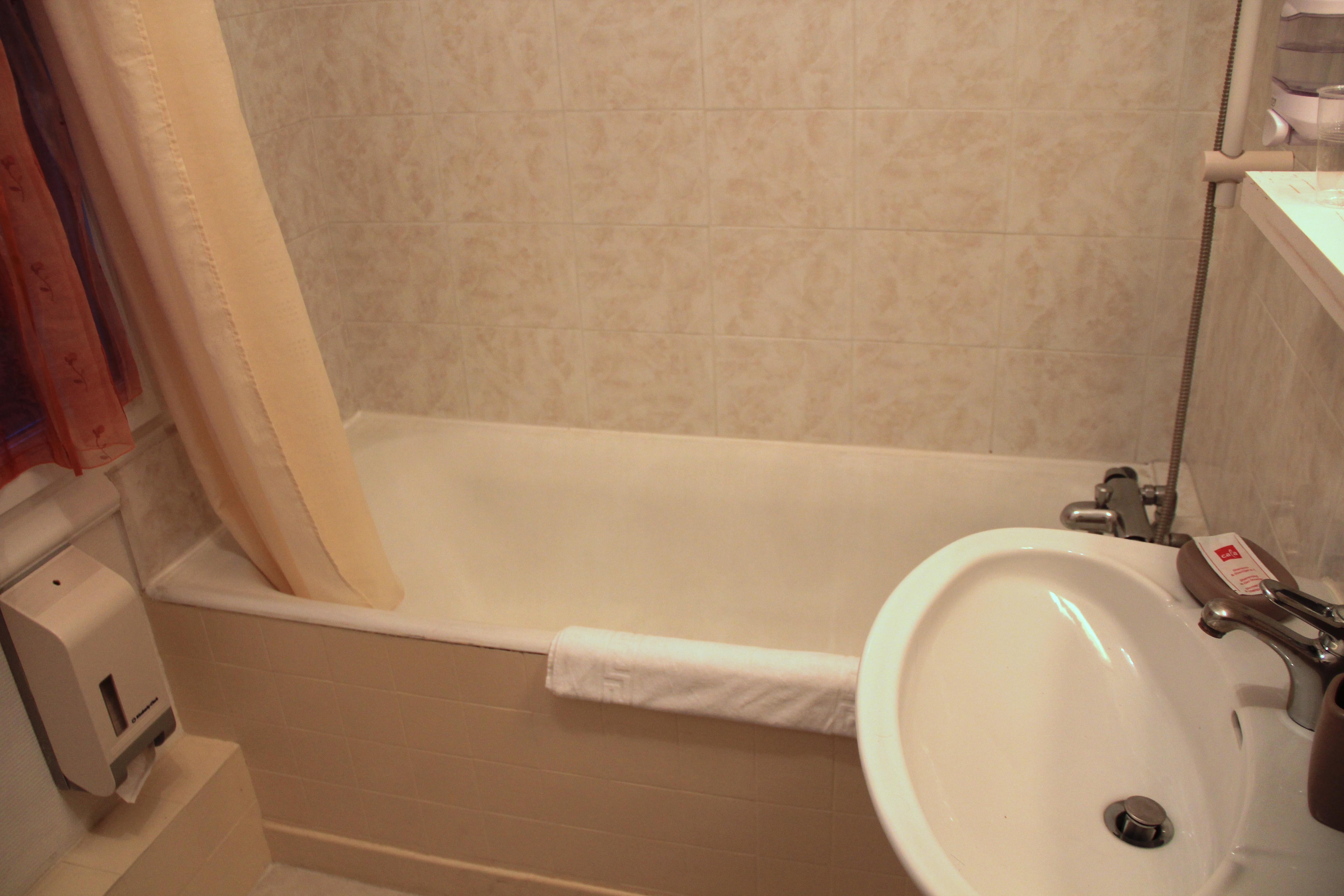 Baignoire / Salle de bains