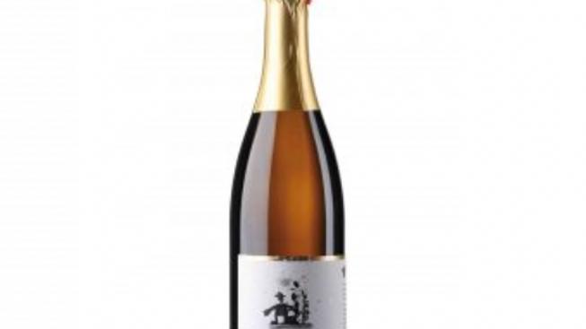 """""""Goldrausch"""" Pinot Winzersekt Cuvée brut nature, Bad Dürkheim"""