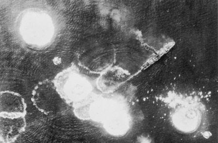 The Battle of Bismarck Sea