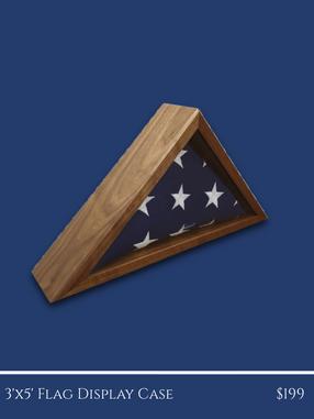 3'x5' Flag Display Case