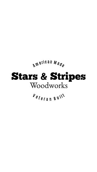 Stars & Stripes Woodworks Traditional Bl