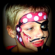 Pirate Face Painting.JPG