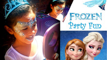 Frozen Party Fun!