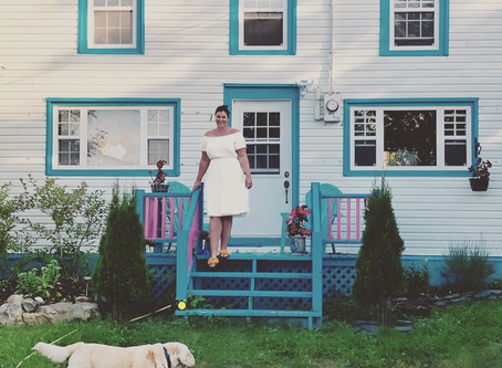 Our colourful Newfoundland stay-cation