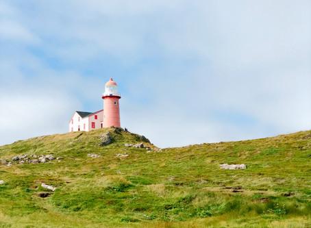 Exploring the Irish Loop in Newfoundland, Canada