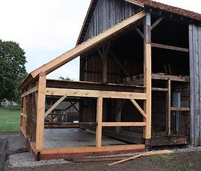 Barn restoration, preservation, conservation, repair
