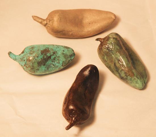 Bronze chilis