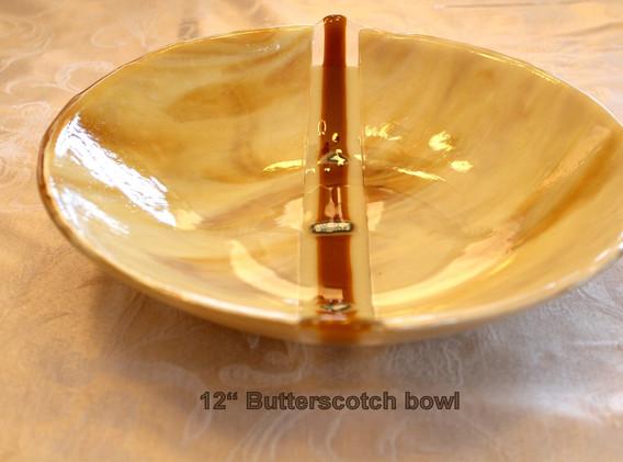 LauraFramCowan Butterscotch bowl glass 4inX12in.jpeg.jpg