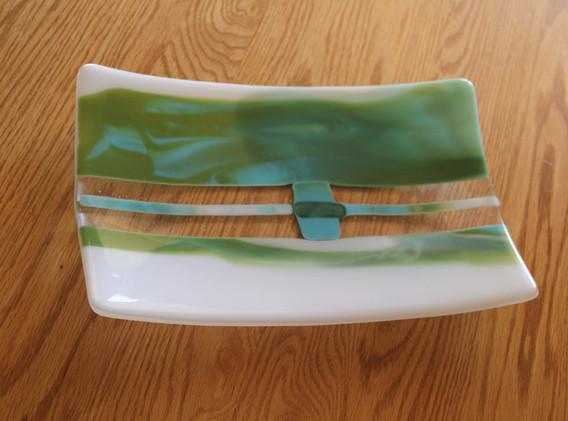 Cowan_Opal white:Turquoise cross Platter.jpg