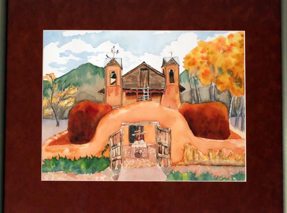 Santuario de Chimayo I