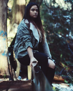 Photo by Jeph Chiao Photography _MUAHS done by me