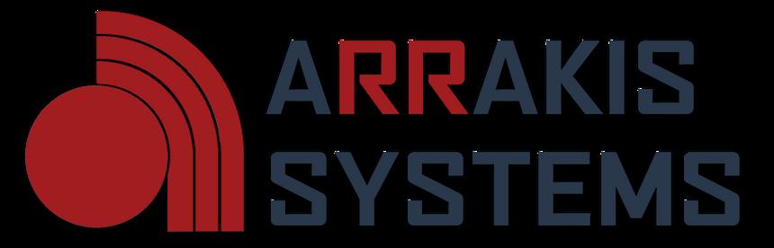 Arrakis Systems official logo V2.png