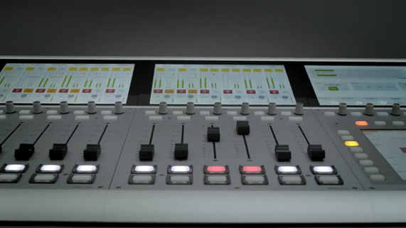 New RX2 and SX2 Mixing Desks from DHD.mp