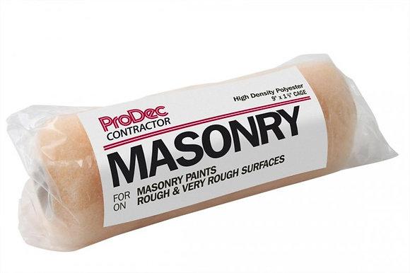 "9"" x 1.5"" MASONRY POLYESTER ROLLER SLEEVE"