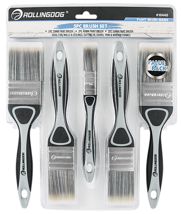 5PC Brush Set