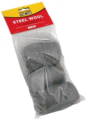 STEEL WOOL - ASSORTED GRADES