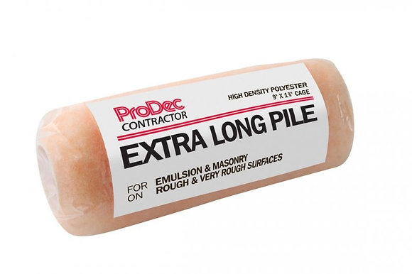 """9"""" x 1.75"""" EXTRA LONG PILE POLYESTER ROLLER SLEEVE"""
