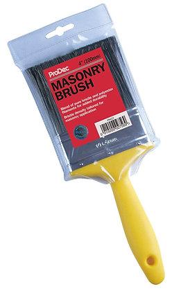 "4"" Prodec Flat Masonry Brush"