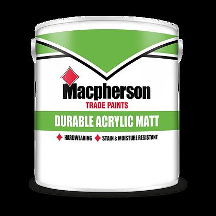 Macpherson Durable Acrylic Matt