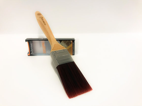 "DOBERMAN™ 1.5"" Laser Engraved Handle Paint Brush"