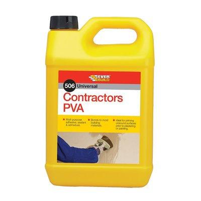Contractors P.V.A, 5ltr