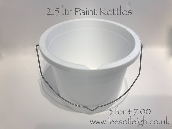 2.5 ltr paint Kettle