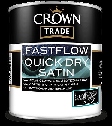 CROWN TRADE FASTFLOW QUICK DRY SATIN