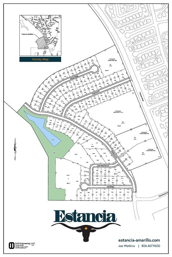 Estancia Map April 2021