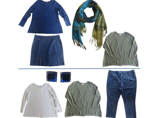A Navy Common Wardrobe for Fall: Accent Pieces & Core Accessories