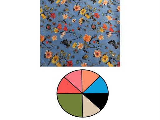 6 Scarves 2021: The Color Palettes, Part 2