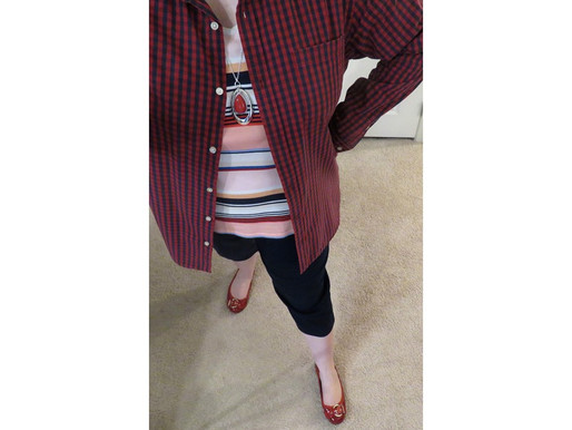 14 Red, White, and Blue Outfits for Work and Play