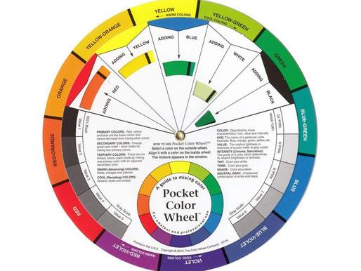 Rust Color Combos: A Color Wheel Digression