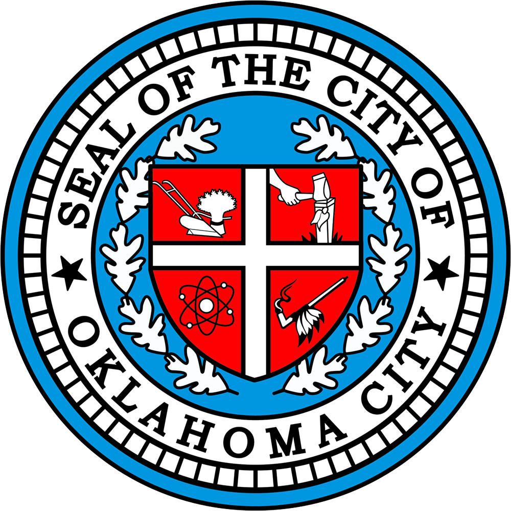 Seal of the City of OKlahoma CIty
