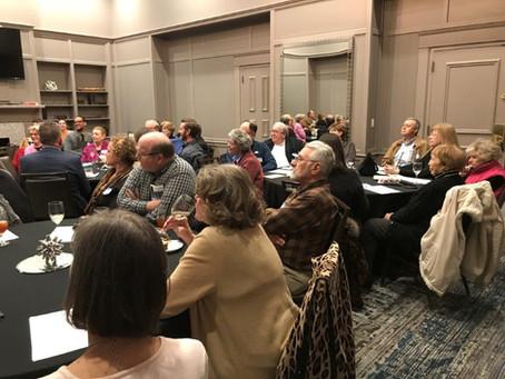 Belle Isle West Neighborhood Association Holds Annual Meeting