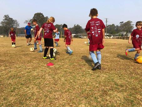 Tuesday Soccer Arvo December 10, 2019
