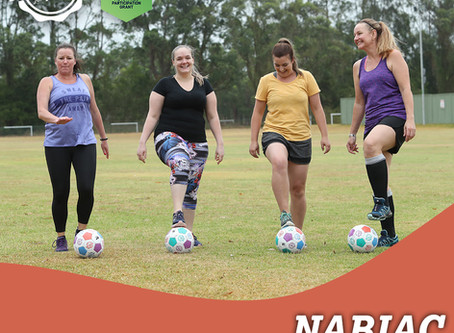 Kick-On for Women Starts October