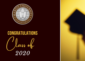 Watch the 2020 Commencement Exercises Live at Noon, August 15th