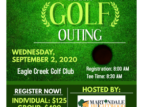 Martin University to Co-host 8th Annual Golf Outing