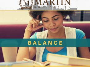 Balancing Work, School & Family