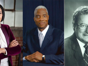 Three Community Leaders to Receive Honorary Doctorates at August 15th Commencement Ceremony