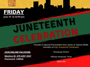 Martin University to Hold First Juneteenth Celebration This Friday, June 19th